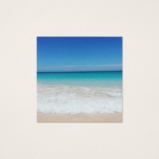 Ocean View Square Business Card