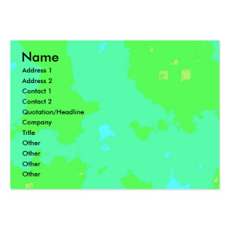 Ocean Vintage Pack Of Chubby Business Cards