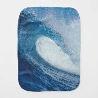 OCEAN WAVE 2 BURP CLOTH
