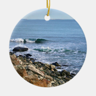 Ocean Wave Ornament