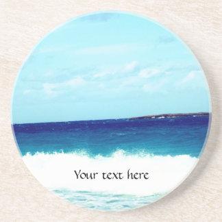 Ocean, Waves and Beach Coaster
