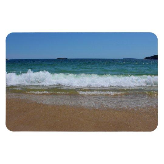 Ocean Waves at Sand Beach II Magnet