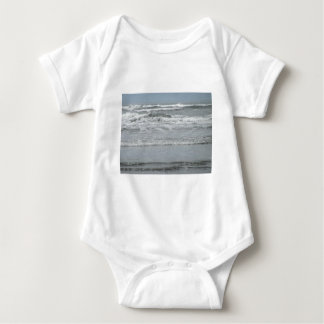 Ocean Waves Baby Bodysuit