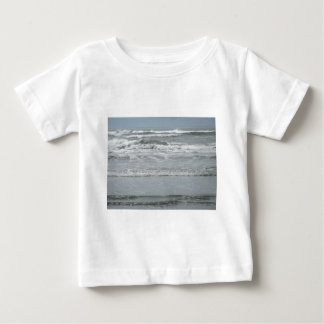 Ocean Waves Baby T-Shirt
