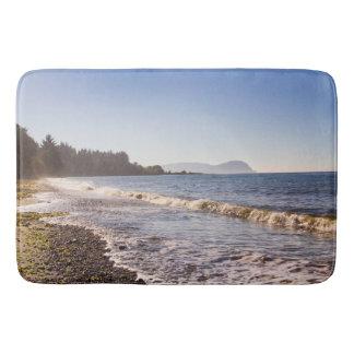 Ocean Waves Beach Shower/Bath Mat