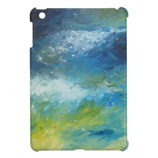 Ocean waves iPad mini case