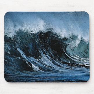 Ocean Waves Mouse Mat