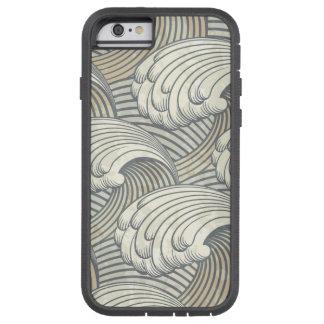 Ocean Waves Pattern Ancient Japan Art Tough Xtreme iPhone 6 Case