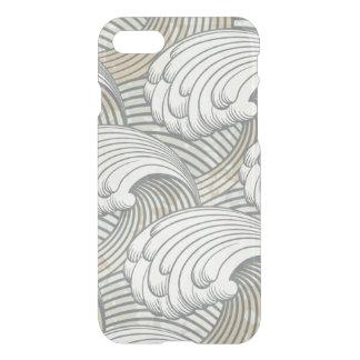 Ocean Waves Pattern Ancient Japan Art iPhone 7 Case