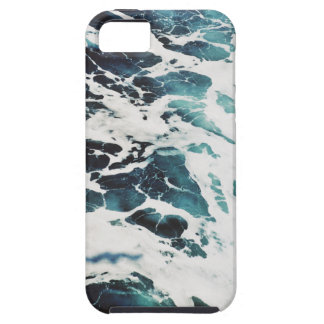 ocean waves sea nature blue water beautiful iPhone 5 case