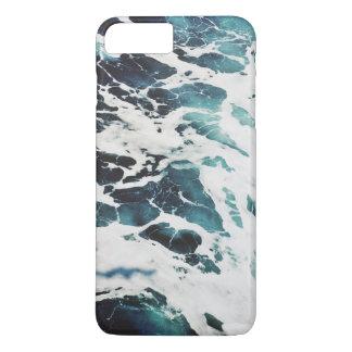 ocean waves sea nature blue water beautiful iPhone 8 plus/7 plus case