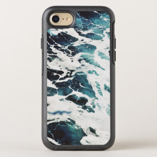 ocean waves sea nature blue water beautiful OtterBox symmetry iPhone 7 case