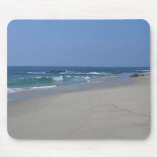 Ocean Waves Southern California Mouse Mat