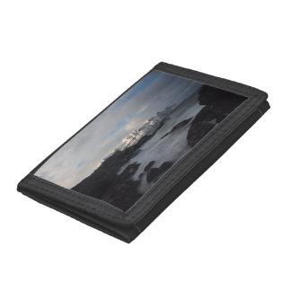 Ocean Waves Wallet||Customise it! Trifold Wallet