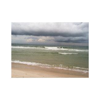 Ocean Wrapped Canvas Gallery Wrap Canvas