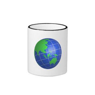 Oceana Globe Mug