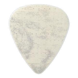 Oceania 2 2 acetal guitar pick