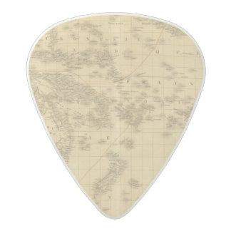 Oceania 2 acetal guitar pick