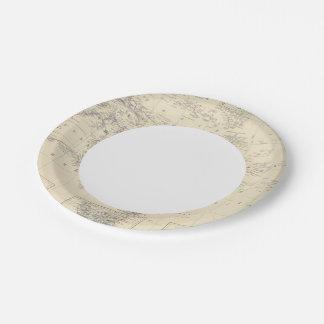 Oceania 2 paper plate