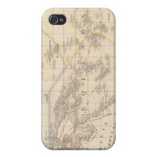 Oceania 3 iPhone 4/4S case