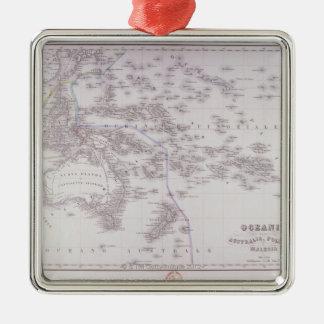 Oceania (Australia, Polynesia, and Malaysia) Christmas Ornament
