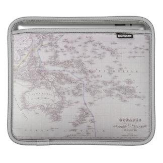 Oceania (Australia, Polynesia, and Malaysia) iPad Sleeve
