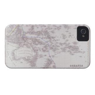 Oceania (Australia, Polynesia, and Malaysia) iPhone 4 Case-Mate Case