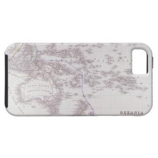 Oceania (Australia, Polynesia, and Malaysia) iPhone 5 Cover