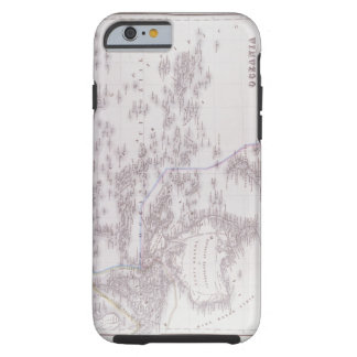 Oceania (Australia, Polynesia, and Malaysia) Tough iPhone 6 Case