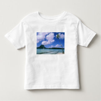 Oceania, French Polynesia, Tahiti. View of Toddler T-Shirt
