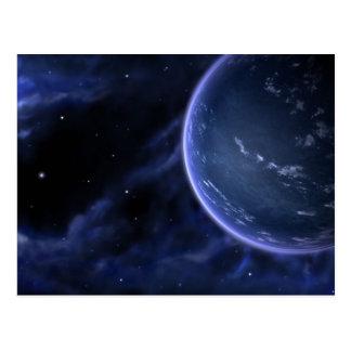 Oceanic Planet Postcard