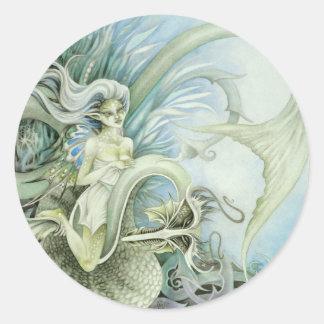 Oceanid Faeries Sticker