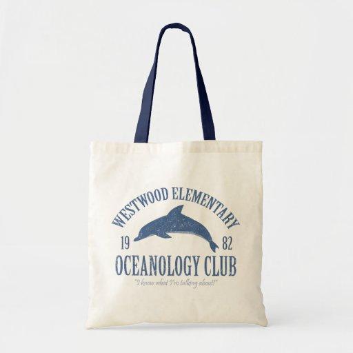 Oceanology Club Bags