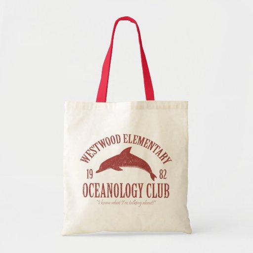 Oceanology Club Bag