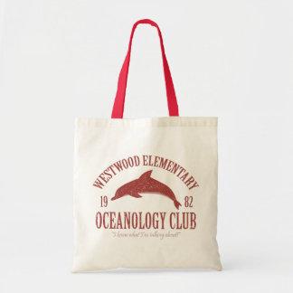 Oceanology Club Budget Tote Bag