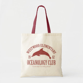 Oceanology Club Tote Bag