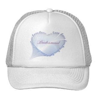 Oceans of Love Wedding Cap