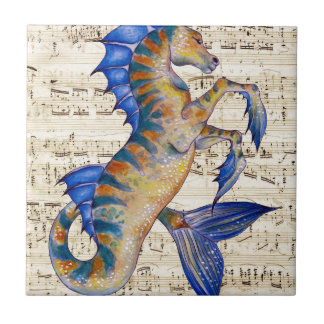 Oceans Song Tile