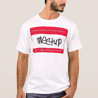Oceanside SAHM Meetup T-Shirt