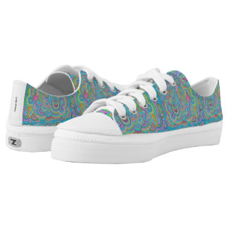 oceantrippy printed shoes