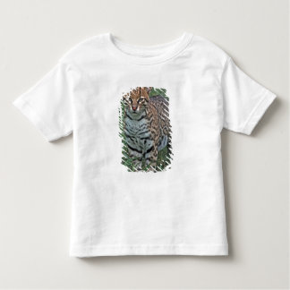 OCELOT Leopardus pardalis) CENTRAL AMERICA Toddler T-Shirt