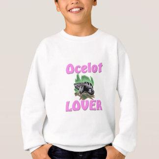 Ocelot Lover Sweatshirt
