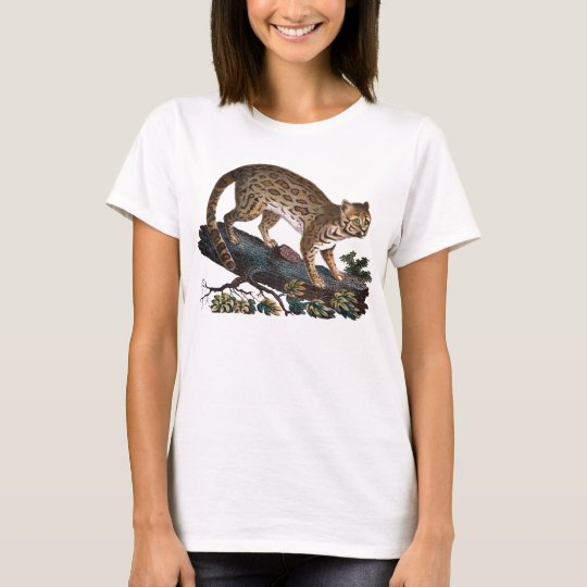 Ocelot - Wild Cat T-Shirt