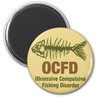 OCFD OCD Fishing Magnet