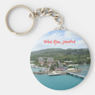 Ocho Rios, Jamaica Keychain