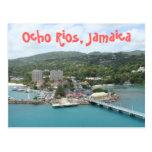 Ocho Rios, Jamaica Postcard
