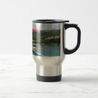 Ocho Rios, Jamaica Travel Mug