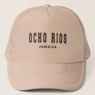 Ocho Rios Jamaica Trucker Hat