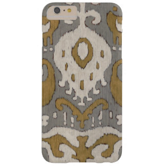 Ochre Ikat II Barely There iPhone 6 Plus Case