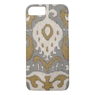 Ochre Ikat II iPhone 8/7 Case